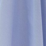 Righine bianco/bluette