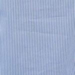 Righine bianco/azzurro