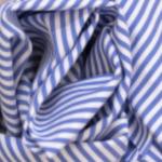 righe blu/bianco